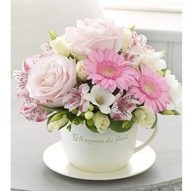 Teacup Bouquet - 2