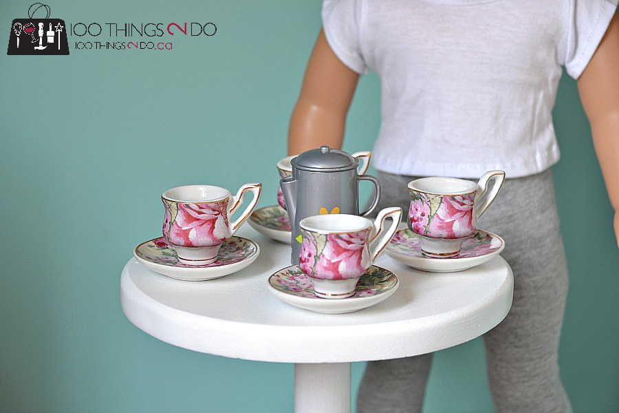 18 Doll table 2 - 3