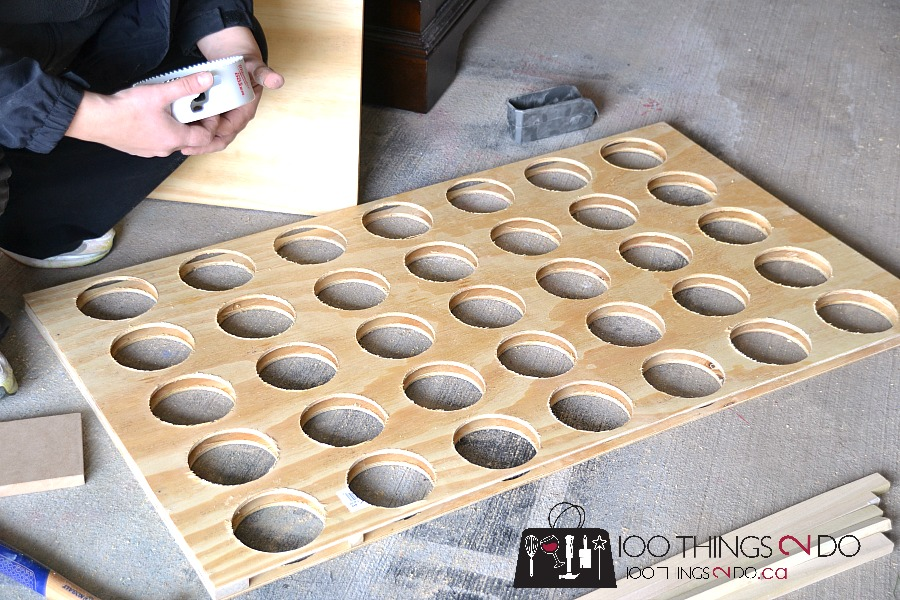 DIY Connect 4 Game - 4