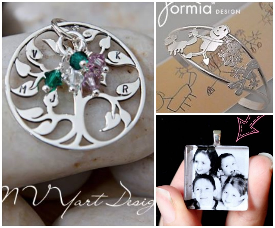 Mother's Day gift ideas - jewellery