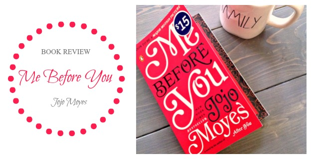 Book Review - Me Before You