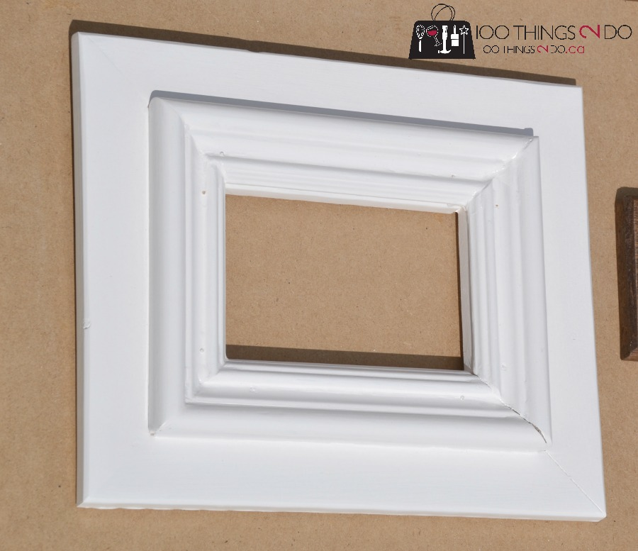 How to make rustic frames 7