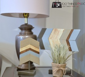 Chevron decor 3 - 4