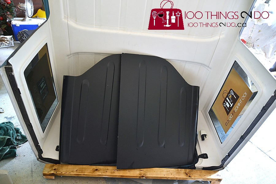 Jeep Hardtop Storage - DIY Dolly | 100 Things 2 Do