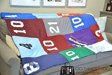 The Cheater T Shirt Quilt 100 Things 2 Do
