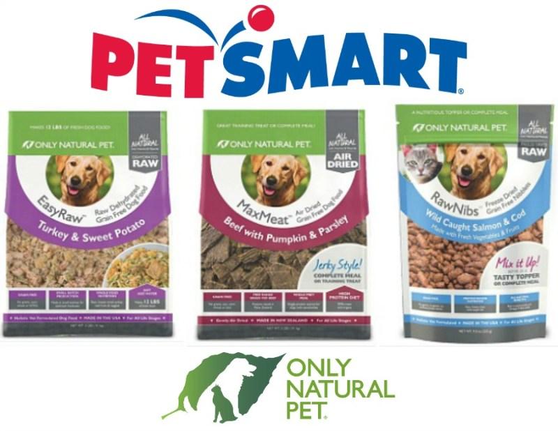 Petsmart, Only Natural Pet, Natural pet food, holistic pet food