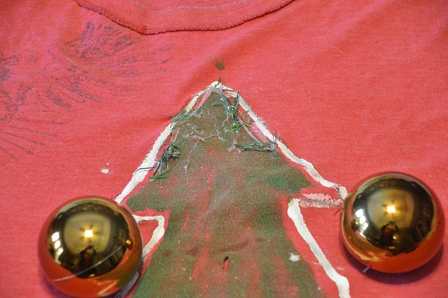 Ugly Christmas sweaters, DIY ugly Christmas sweaters, ugly shirts, Christmas shirts, Christmas sweaters, family fun