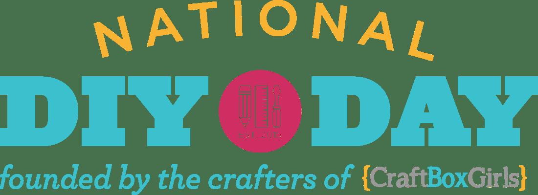 National DIY Day Logo 2017