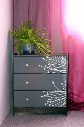 Ikea Rast hacks, 50 of the best Ikea Rast hacks, painted nightstand, painted bedside table, Ikea rast makeover, nightstand, bedside table, Ikea hacks