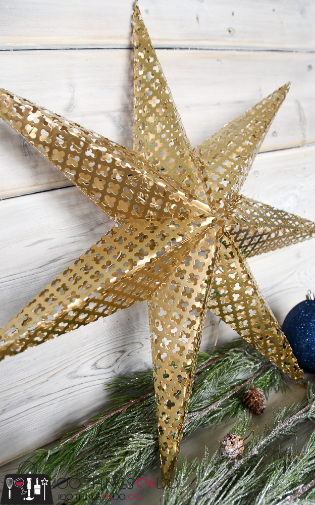 Scandinavian star, Swedish star, star lantern, 7 pointed star, Christmas star, metal star, star lantern, star light
