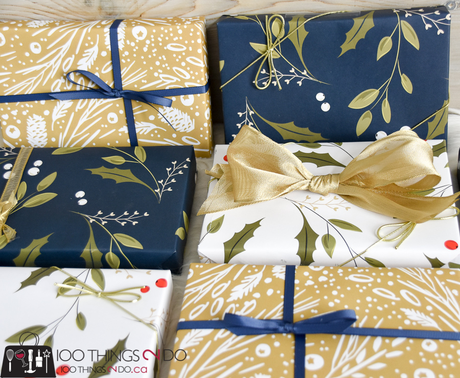 Gift wrap, gift wrapping, photo gift wrap, photo wrapping paper, Minted wrapping paper, Minted gift wrap, Christmas wrapping paper