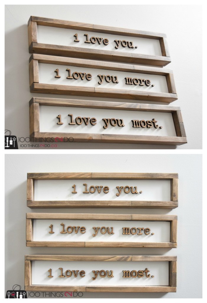 Rustic wood frames, simple wood frames, how to make simple frames, 1x2 picture frame, farmhouse frames