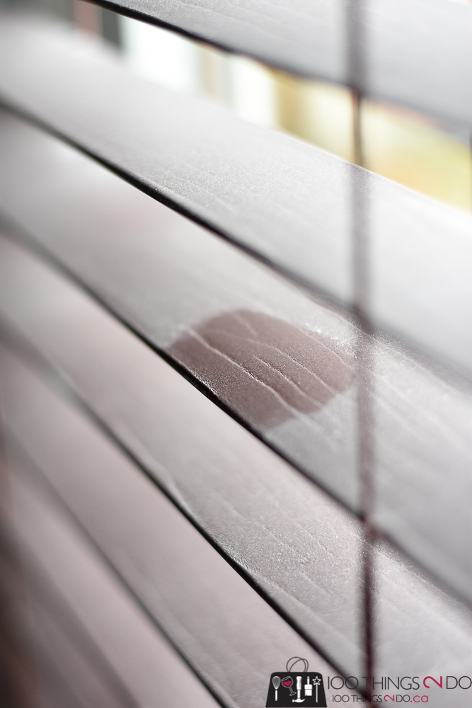 How to clean blinds, cleaning blinds, easy way to clean blinds