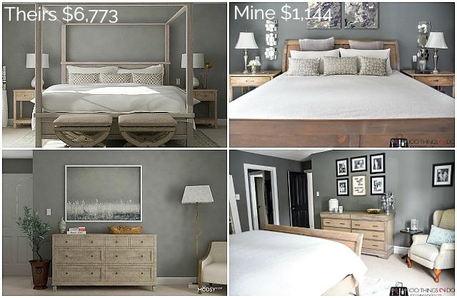 View Larger Image Master Bedroom Makeover, Makeover Your Master Bedroom, Grey  Master Bedroom, DIY Bedroom Makeover