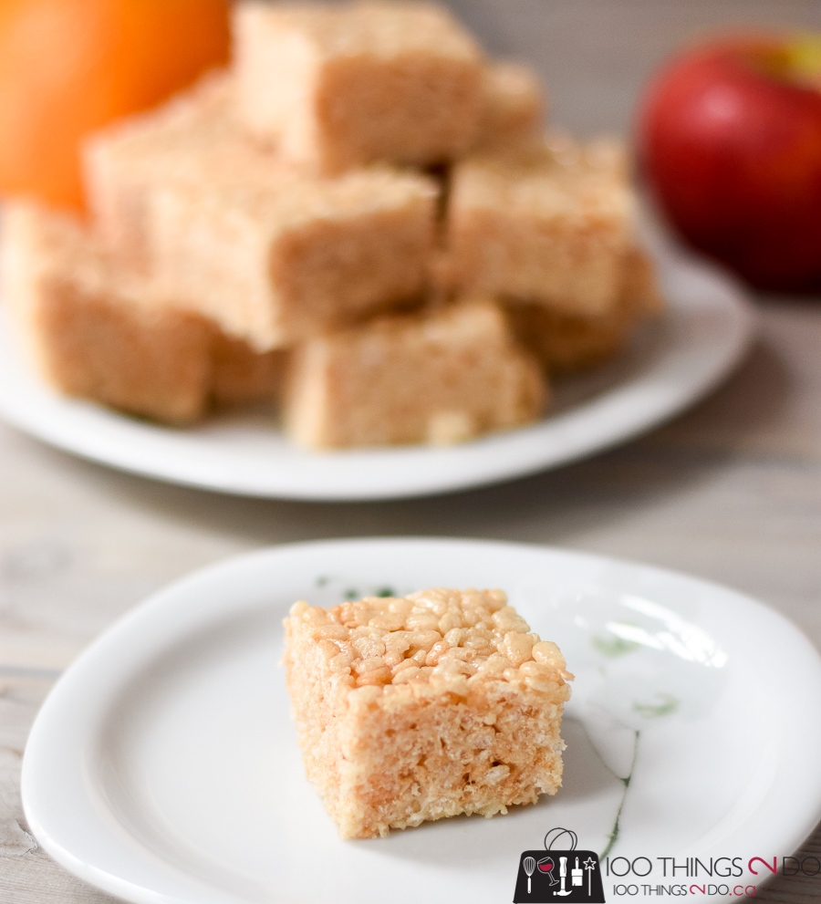 The key to gooey rice krispie treats, rice krispie squares, after school &#91;...&#93; </p srcset=
