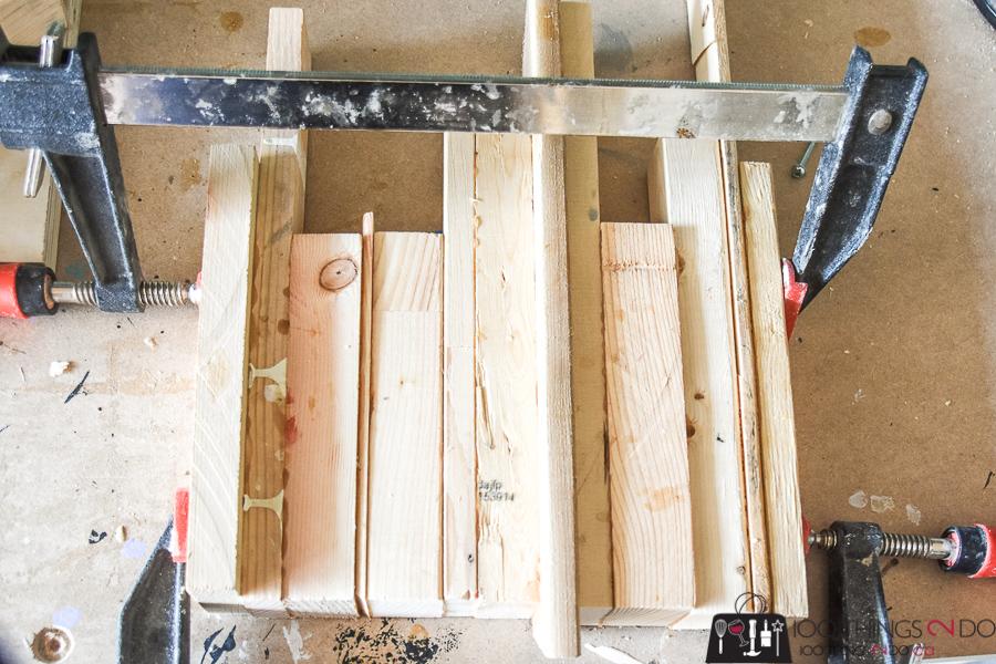 DIY cutting board, easy cutting board, shaped cutting board, pear cutting board
