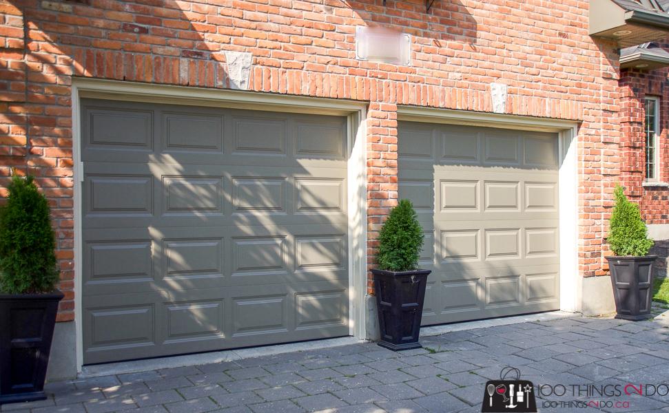 Winterizing garage doors, weatherstripping garage doors, garage door maintenance, weatherstrip