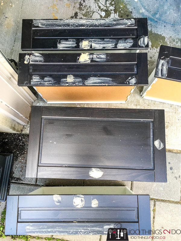 Painted laundry room cabinets, laundry room cupboards, painted cabinets, cabinet makeover
