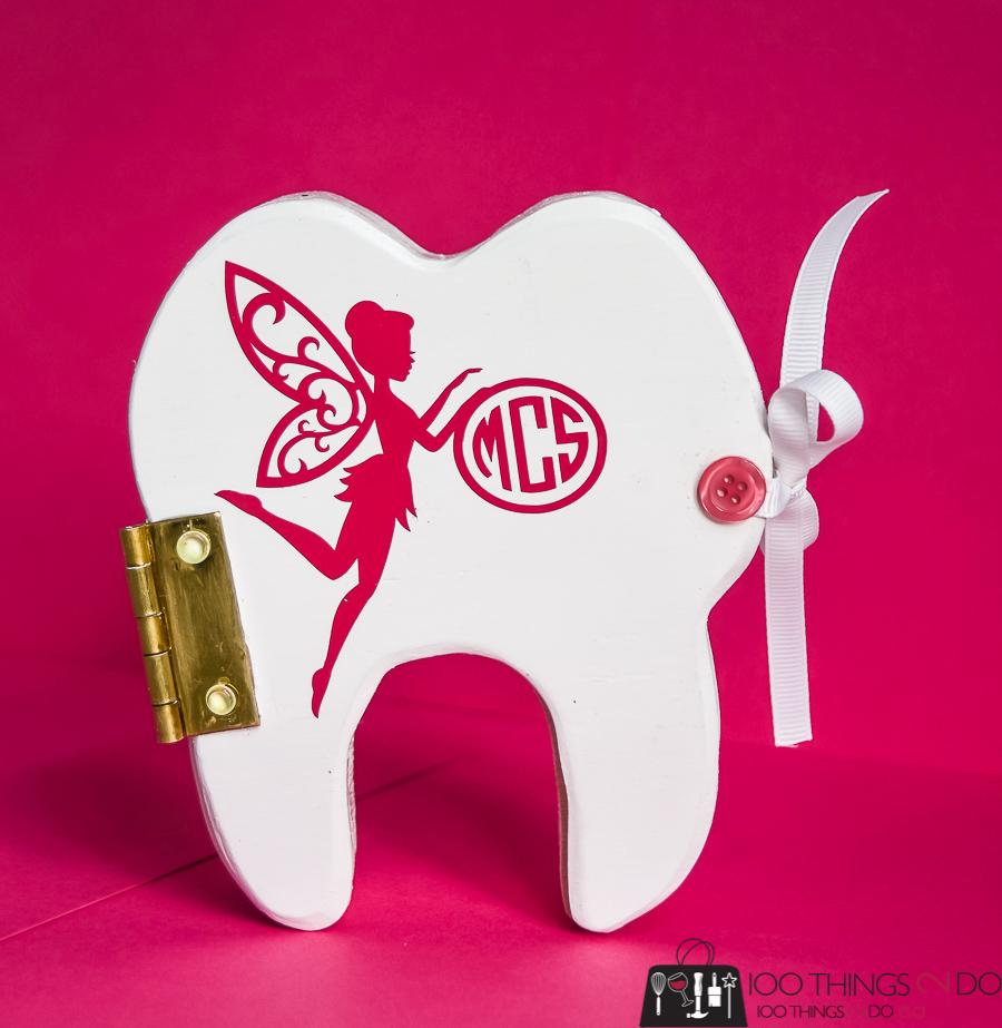 Tooth Fairy box, Tooth Fairy, baby teeth, keeping baby teeth