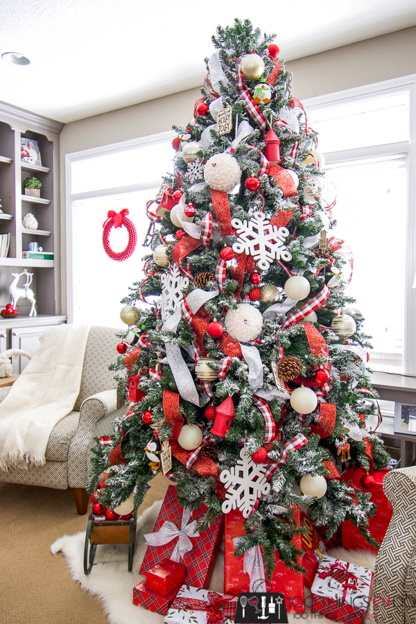 Christmas Tree 2018 100 Things 2 Do