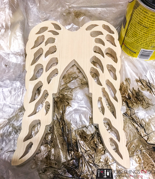 Wooden Angel wings, DIY angel wings, wood angel wings, decorative angel wings