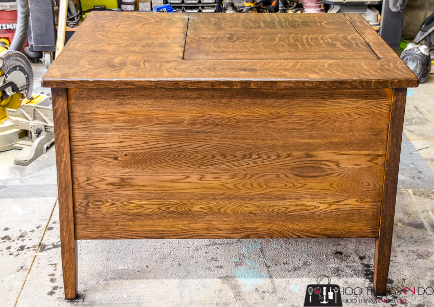 These vintage typewriter desks are so neat – we really should have  something like this for our computers today. If you lift from the handle on  the front of ... - Grandma's Typewriter Desk 100 Things 2 Do