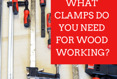 What clamps do you need for woodworking, Bessey, malleable cast clamp, clamps for DIYers