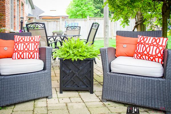 DIY planter, chippendale planter, DIY garden planter, DIY garden box