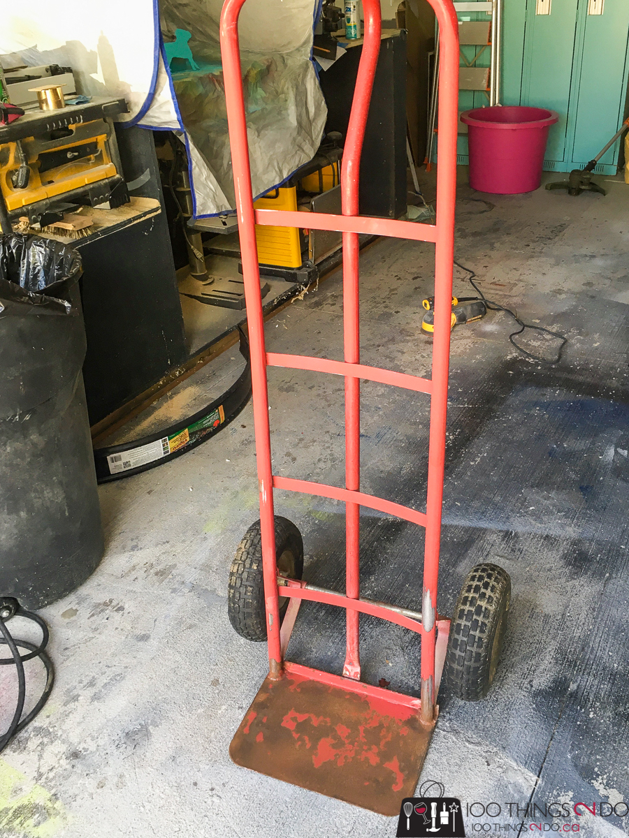 hand truck, furniture dolly, refrigerator dolly, hand truck dolly
