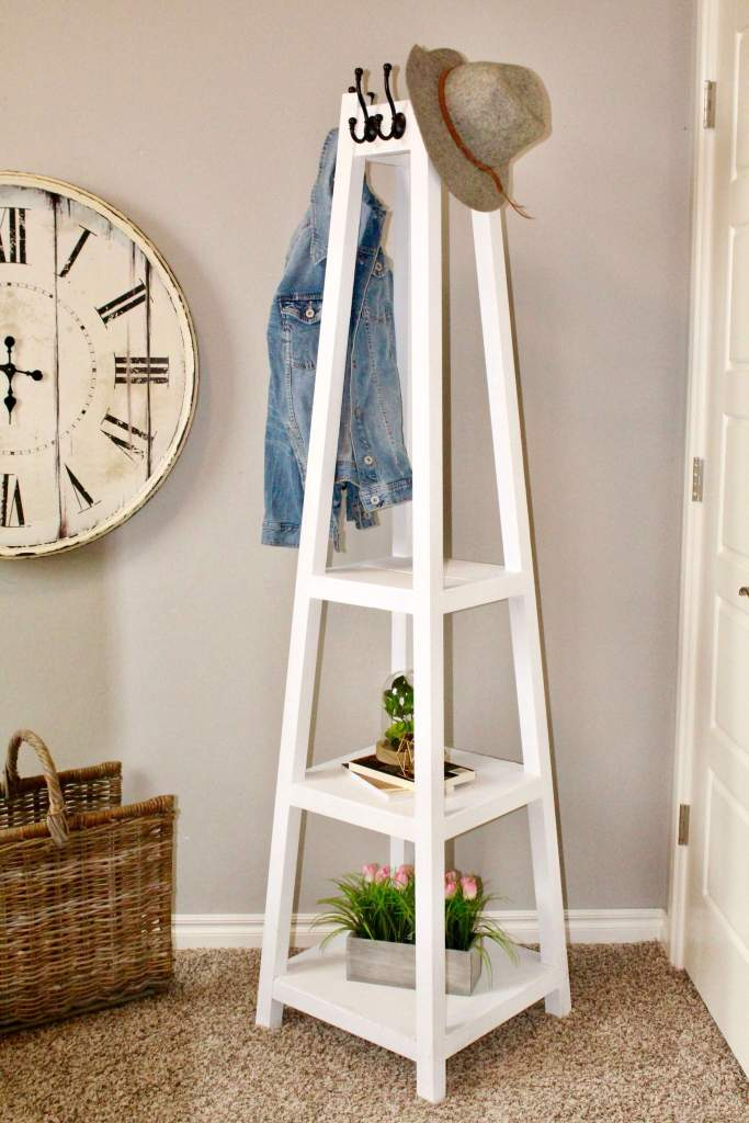 Handmade Haven Coat rack