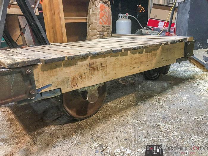factory cart, industrial cart