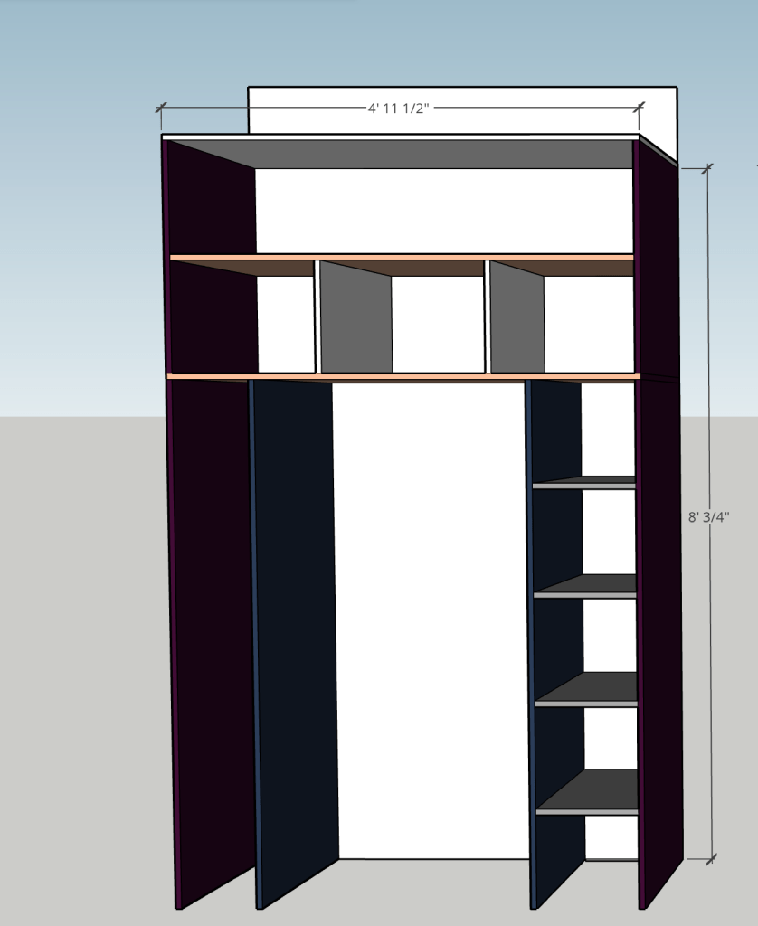 building plans for mudroom storage