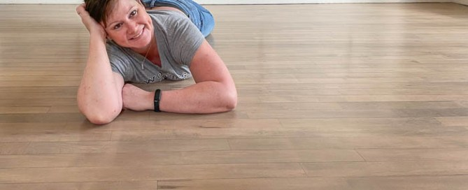 Refinishing hardwood floors, how to refinish hardwood flooring, DIY wood flooring makeover