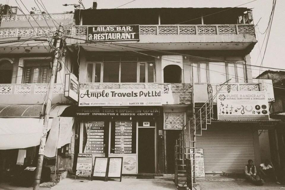 Lailas Bar, Pokhara