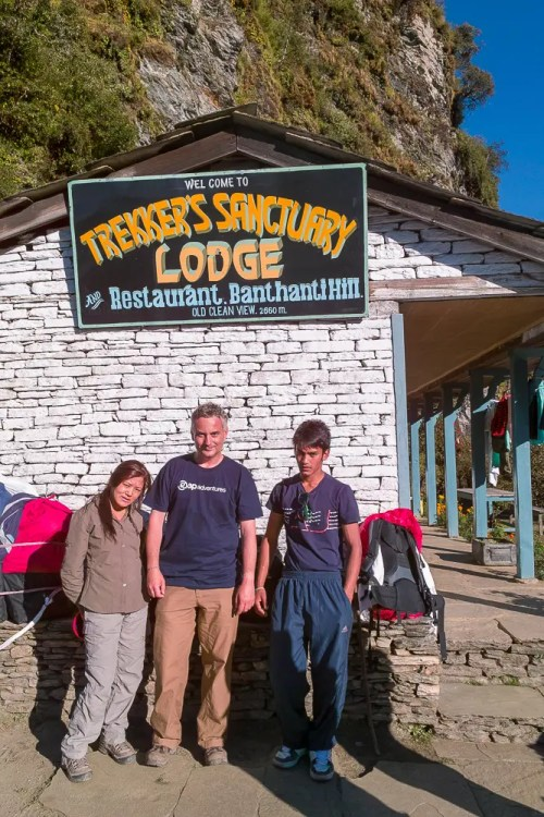 Trekker's Sanctuary Lodge