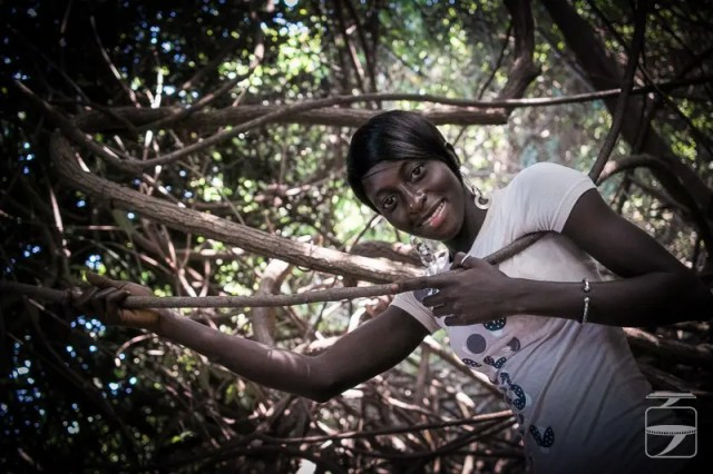 A smile from Gambia