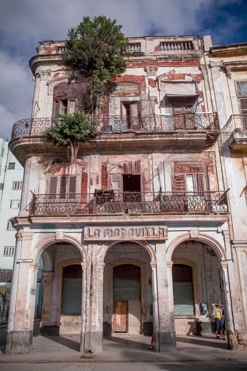 La Maravilla, Havana