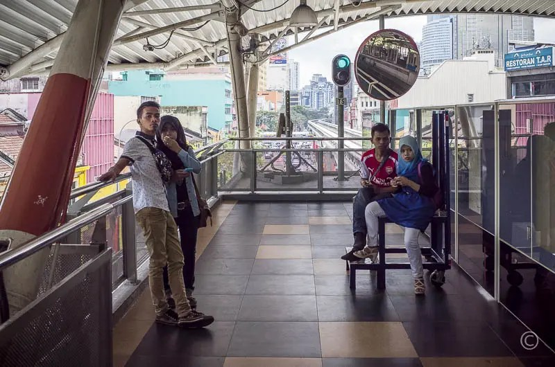 Teenagers of Kuala Lumpur