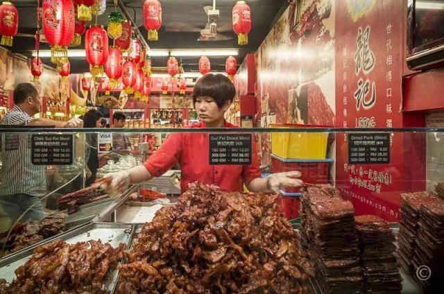Chinese Food, Jalan Alor
