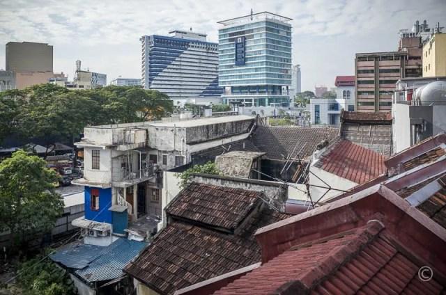 Old and New in Kuala Lumpur
