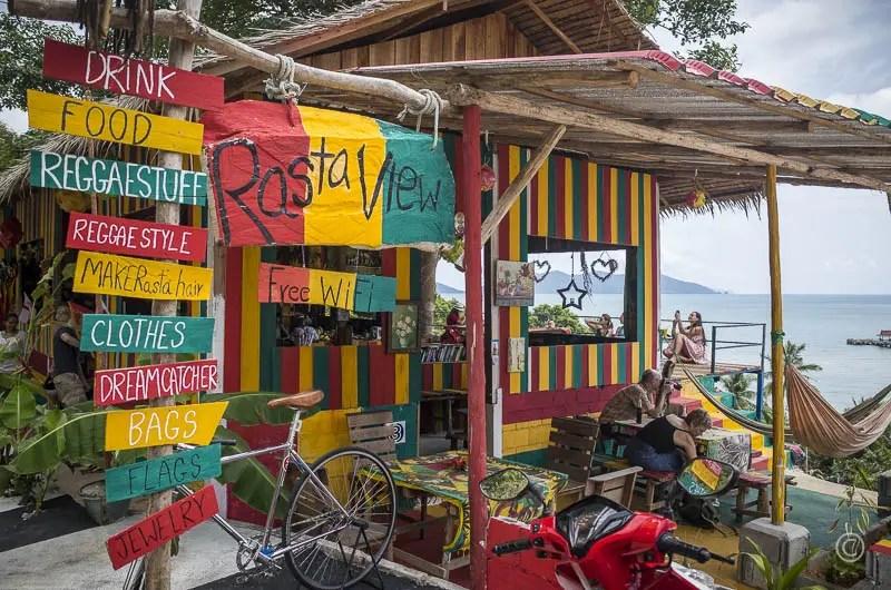 Rasta View Bar