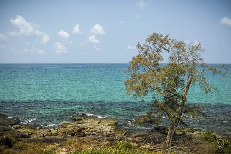 Koh Kood Island, lonely beaches
