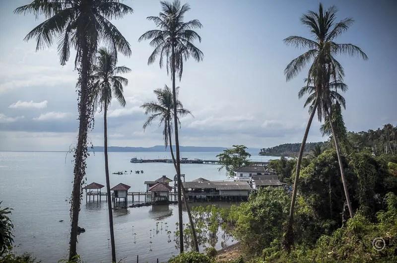Koh Mak Island, lonely beaches