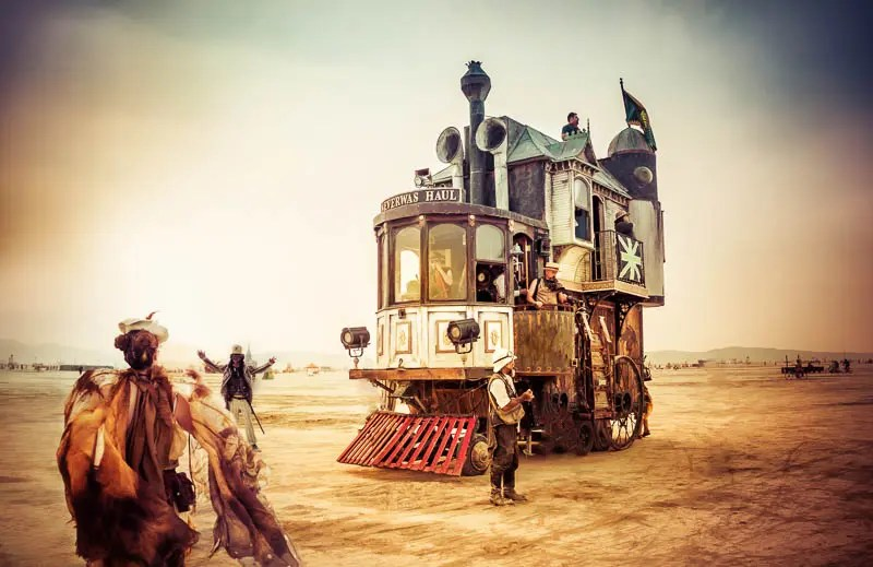 Burning Man © Trey Ratcliff / Stuck in Customs