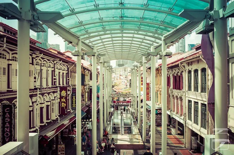 Singapore to do: visit Chinatown