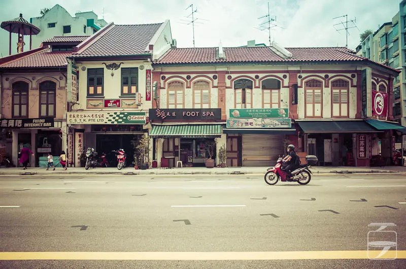 Geylang Shophouses