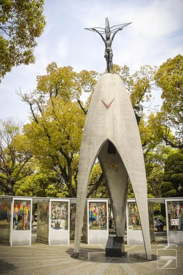 Hiroshima Children's Peace Monument