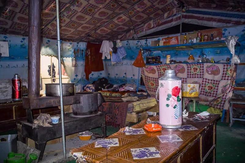 Himalaya tea house