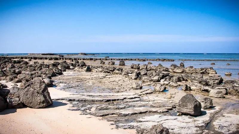 Iriomote Jima beach, Okinawa