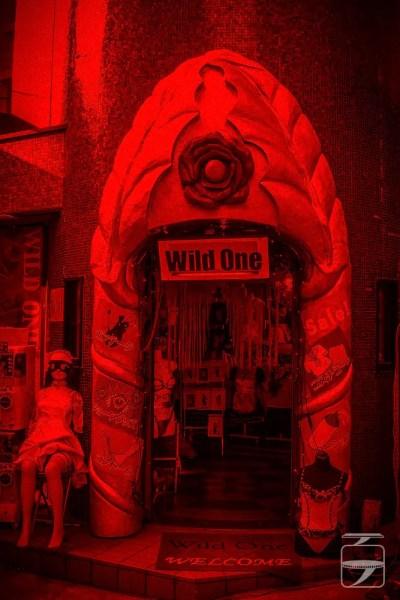 Wild One sex shop, Shibuya